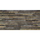 Керамогранит Монтана 2Д серо-коричневые полоски 30х60 (1,44м2/46,08м2)