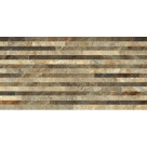 Керамогранит Монтана 3Д бежево-коричневые полоски 30х60 (1,44м2/46,08м2)