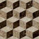 Декор напольный Скольера геометрия(6046-0350) 45х45 (1,42м2/36,92м2)