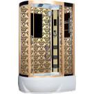 Душевая кабина Niagara Lux 7712GR золото