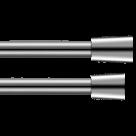 Шланг для душа ROSE RE-32-15 силик, имп/имп